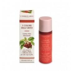 Овлажняващ крем за лице с ягоди и череши, 50 ml, Lerbolario