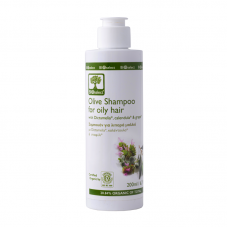 Шампоан за мазна коса 200 ml, Bioselect