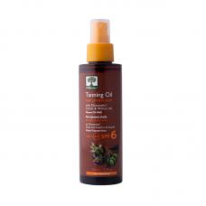 Био олио за тен с морков и орех,  SPF6, 150 ml, BIOselect
