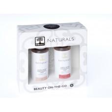 Луксозен комплект парфюми за коса и тяло ИСТИНСКА СЪЩНОСТ и ПИНА КОЛАДА 2 х 100 ml, Bioselect