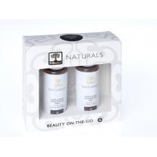 Луксозен комплект парфюми за коса и тяло ЕКЗОТИЧНА СТРАСТ и ОРИЕНТАЛСКА МАГИЯ 2 х 100 ml, Bioselect