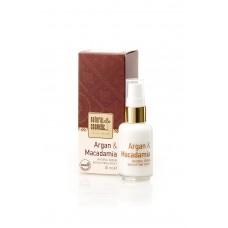 Арган и Макадамия Органичен серум с лифтинг ефект 30 ml
