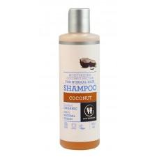 URTEKRAM-250 ml Био шампоан за нормална коса с кокосов нектар