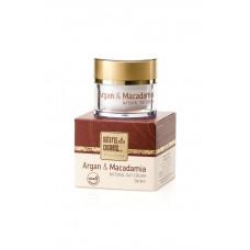 Натурален дневен крем Арган и Макадамия 50 ml