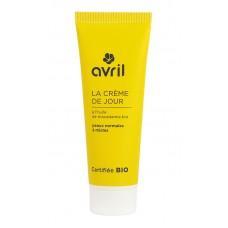 Био дневен крем за нормална и смесена кожа AVRIL 50 ml
