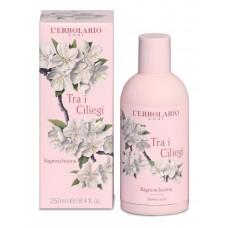 Душ гел за тяло и вана - Сред черешовите дръвчета 250 ml