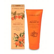Крем флуид за тяло  - портокалов акорд 200 ml