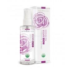 Био Розова вода 100% натурална 100 ml
