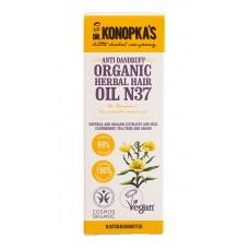 Органично билково масло за коса  №37 против пърхот 30 ml