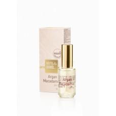 Арган и Макадамия Сухо масло за лице тяло и коса 30 ml