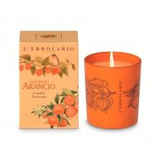 Ароматна свещ - Портокал (време на горене 37 часа)