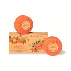 Ароматни сапуни - Портокал (2 х 100 gr комплект сапуни)