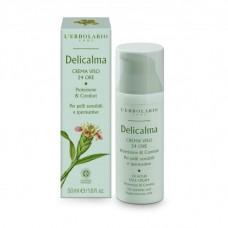 Крем за лице за чувствителна кожа - Деликалма 50 ml