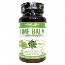 Екстракт от Маточина на капсули 60 брх300 мг, Lime Balm, Cvetita Herbal