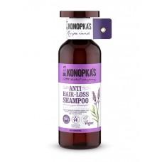 Натурален шампоан против косопад 500 ml